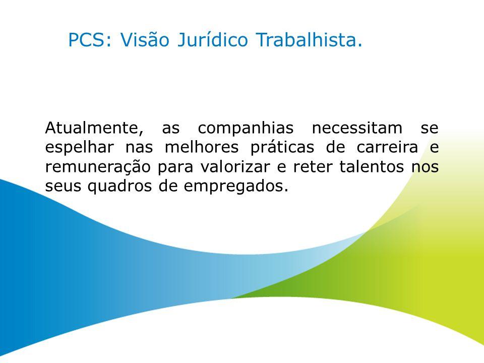Atualmente, as companhias necessitam se espelhar nas melhores práticas de carreira e remuneração para valorizar e reter talentos nos seus quadros de e
