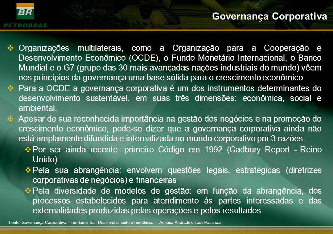 Organizações multilaterais, como a Organização para a Cooperação e Desenvolvimento Econômico (OCDE), o Fundo Monetário Internacional, o Banco Mundial