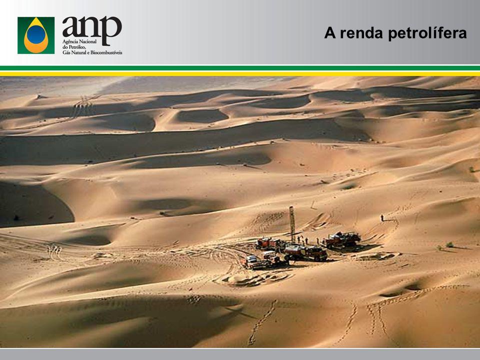 A renda petrolífera
