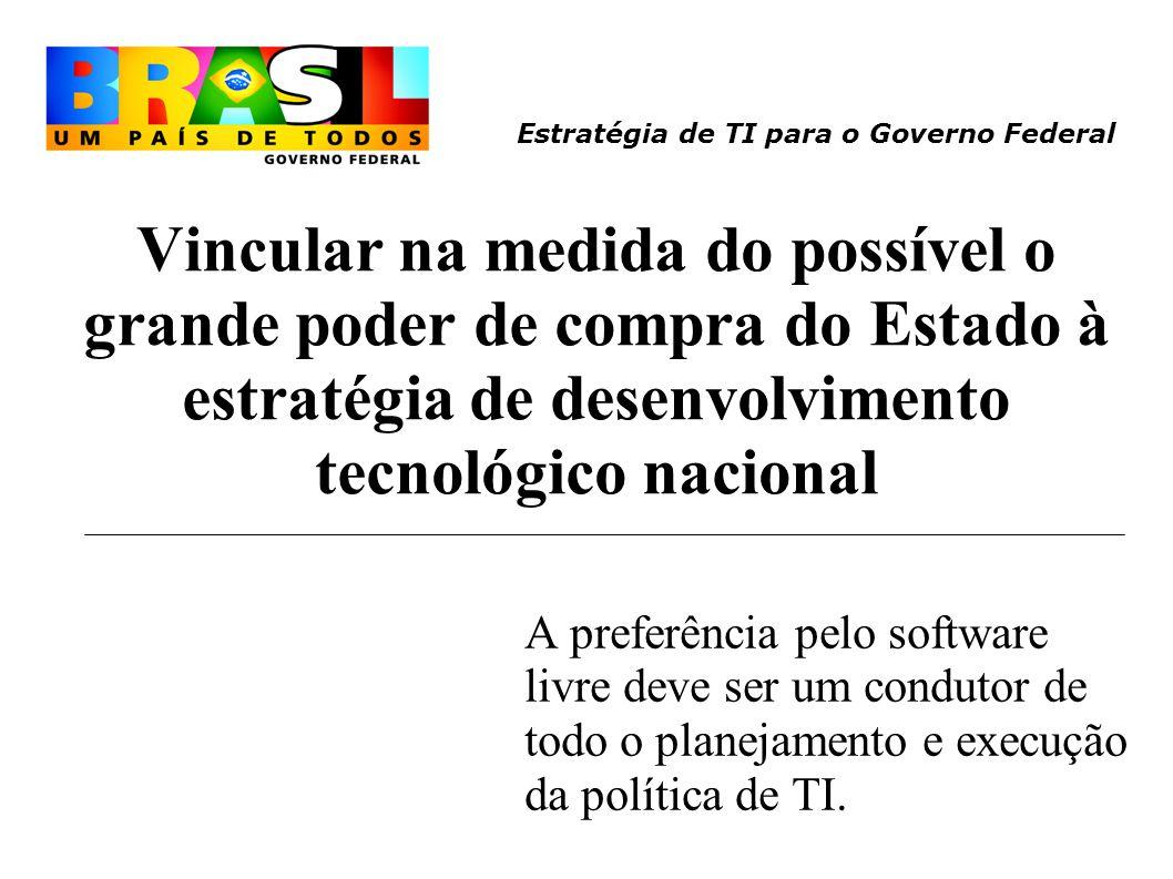 Organizar o Inventário sobre o Uso de TI no governo e as Câmaras do Governo Eletrônico.