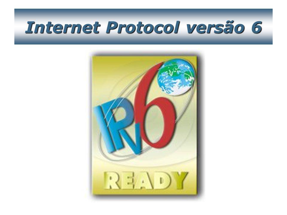 Índice Introdução Objetivos e Benefícios Formatação de Endereço Tipos de Endereços Cabeçalho IPv6 Operações básicas do IPv6 1 o Teste