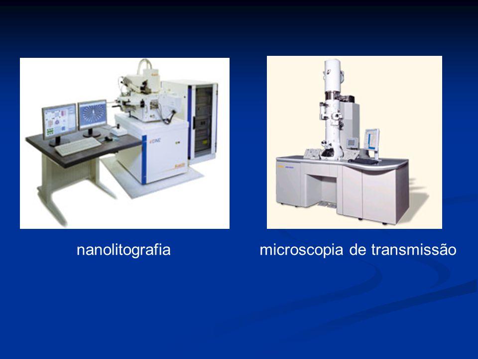 nanolitografiamicroscopia de transmissão