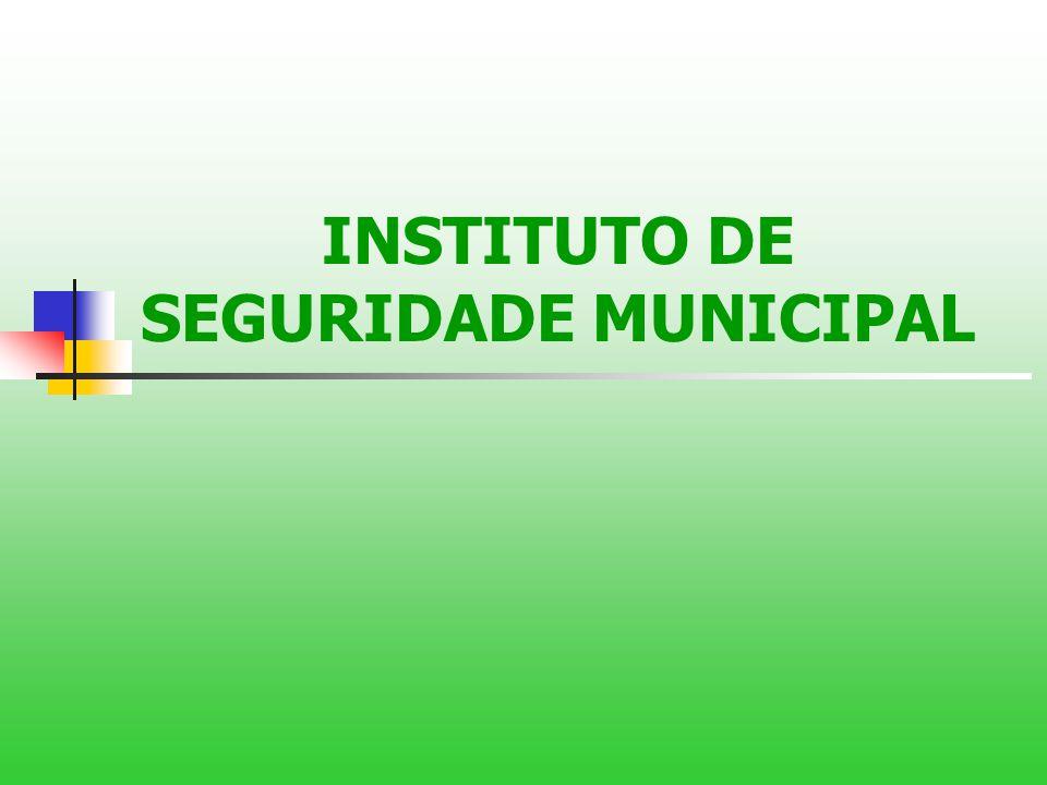 INSTITUTO DE SEGURIDADE MUNICIPAL