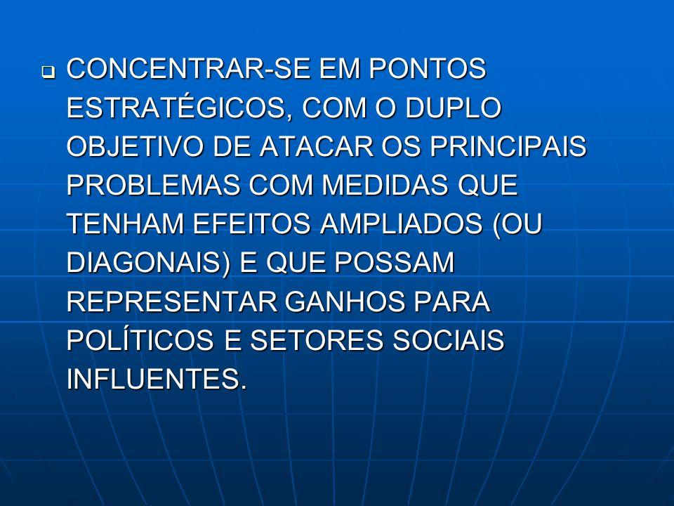 TRANSPARÊNCIA E ACCOUNTABILITY A) MEDIDAS DE COMBATE À CORRUPÇÃO B) MAIOR RESPONSABILIZAÇÃO DA ADMINISTRAÇÃO PÚBLICA: CONTROLE POLÍTICO E SOCIAL DA BUROCRACIA C) FÓRUNS SOCIAIS E AGENDA REFORMISTA D) DISSEMINAÇÃO DA INFORMAÇÃO E OMBUDSMAN E) ENTIDADES SOCIAIS INDEPENDENTES E A FISCALIZAÇÃO DO QUALIDADE DA ADMINISTRAÇÃO PÚBLICA