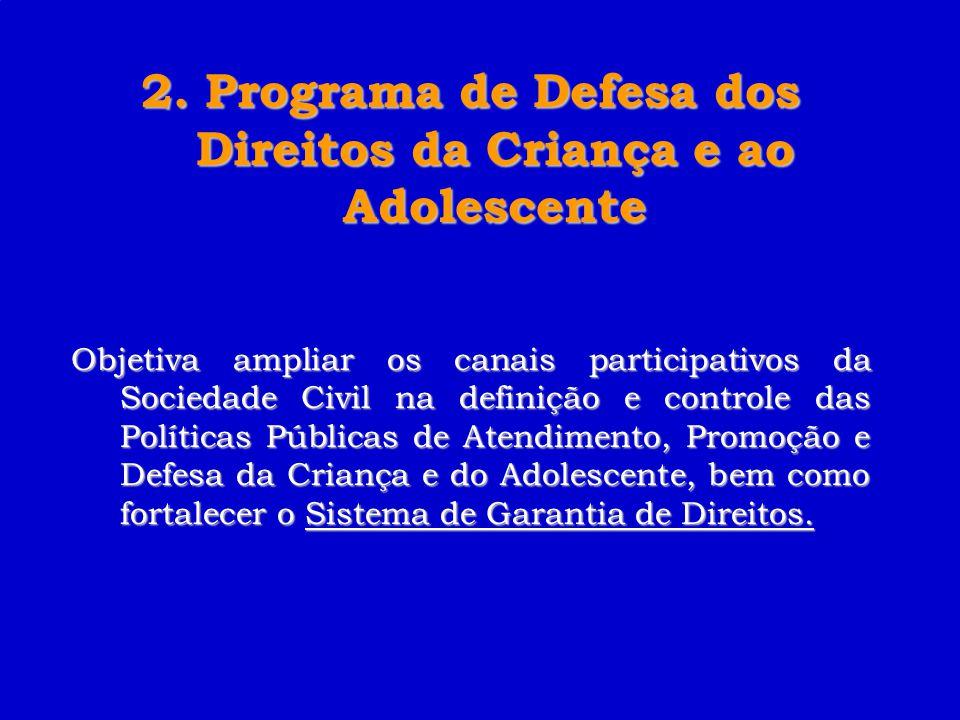 Medidas Sócio- Educativas não restritivas de liberdade (LA e PSC).