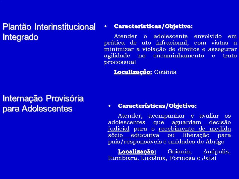 I - Advertência II - Obrigação de reparar o dano III - Prestação de serviços à comunidade.