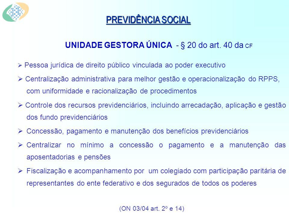 MPS – Ministério da Previdência Social SPS – Secretaria de Previdência Social A REGULAMENTAÇÃO DA REFORMA DA PREVIDÊNCIA NO SETOR PÚBLICO