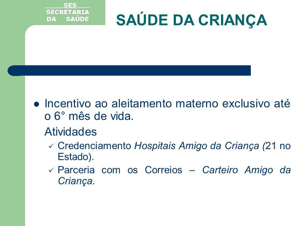 Implantação do Registro Civil de Nascimento nas Unidades Hospitalares.