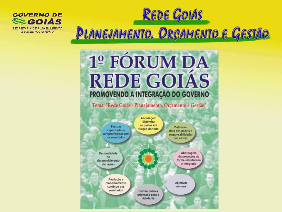 Estrutura Funcional da Rede Goiás