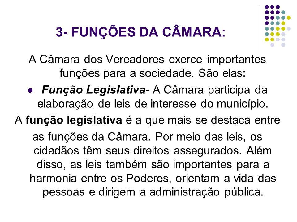 LEI ORGÂNICA DO MUNICÍPIO : A Lei Orgânica do Município é o conjunto de normas que regem o município.