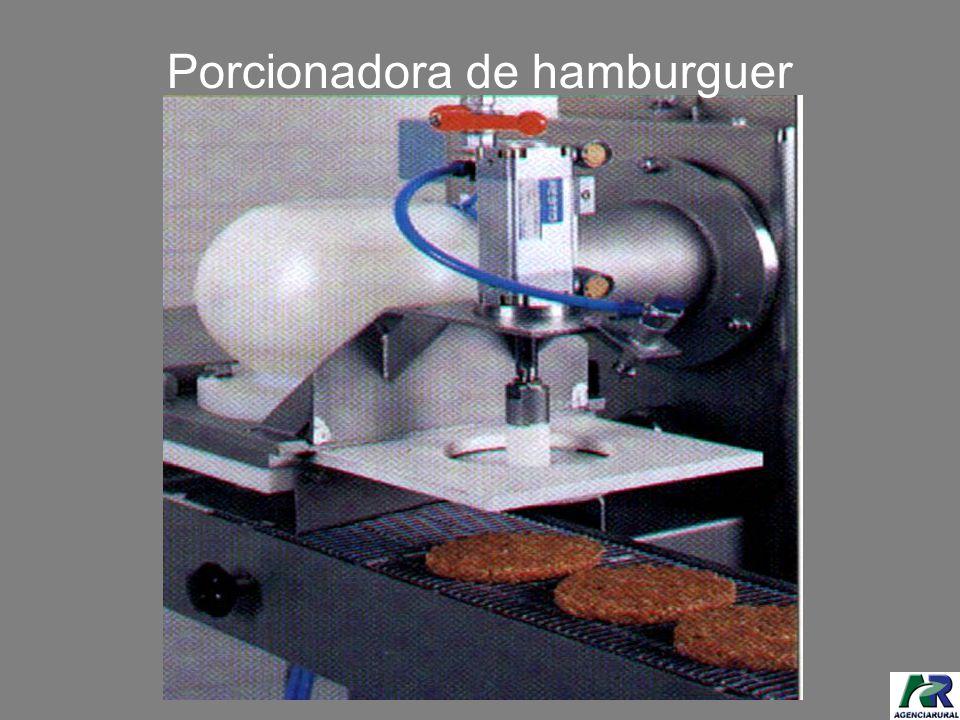 Porcionadora de hamburguer