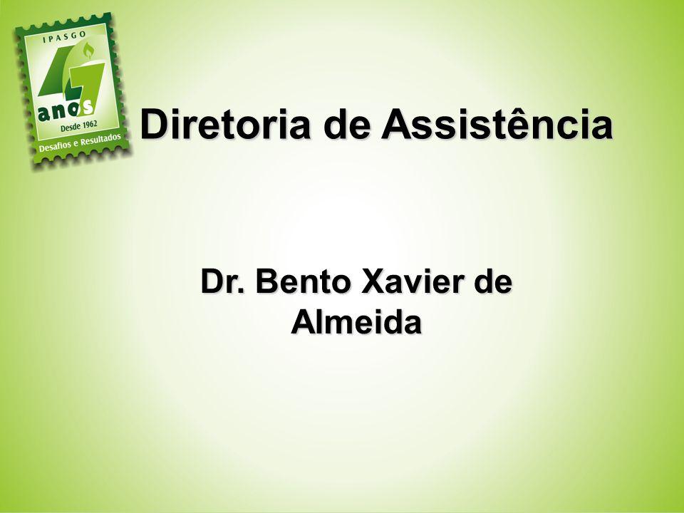 Diretoria de Assistência Dr. Bento Xavier de Almeida
