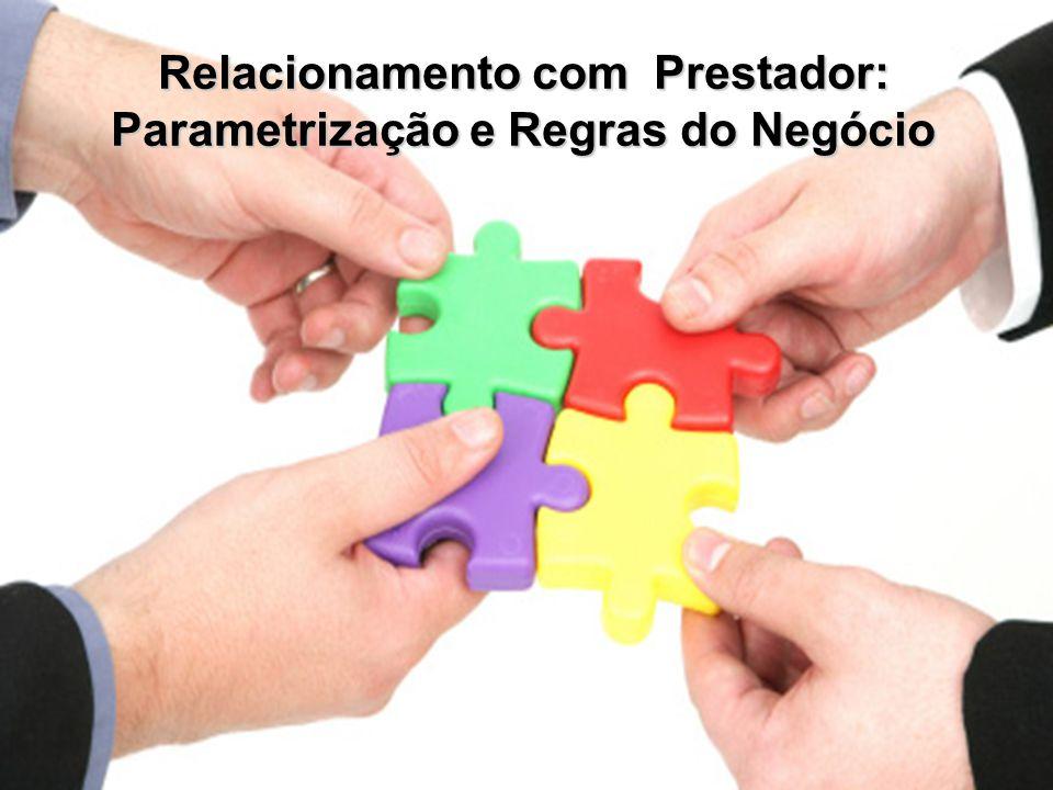 Estrutura organizacional da DIASS Diretoria de Assistência Assistência Gerênciade Gerência deRelacionamento com o Prestador Gerênciade Gerência de Procedimentos e Procedimentos e Normas Normas Gerência de Aud.