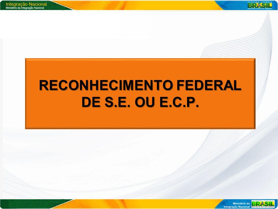 LEI Nº 12.608, DE 10 DE ABRIL DE 2012.Seção II- Das Competências dos Entes Federados Art.
