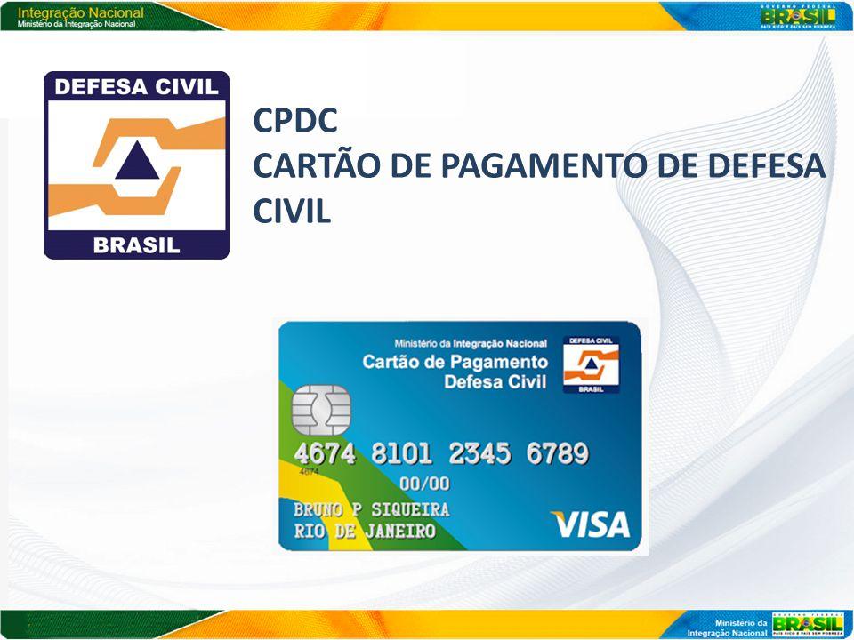 Manual de orientações com o passo a passo para adesão ao CPDC e sua utilização em caso de desastre: http://www.integracao.gov.br/c/document_libra ry/get_file?uuid=47e2d040-4de3-4be2-a674- 422363107627&groupId=10157 Manual de orientações para transferências obrigatórias: http://www.integracao.gov.br/c/document_library/ get_file?uuid=0e0e1d12-0819-4b3a-938c- f2472177d366&groupId=185960 MATERIAL DE APOIO