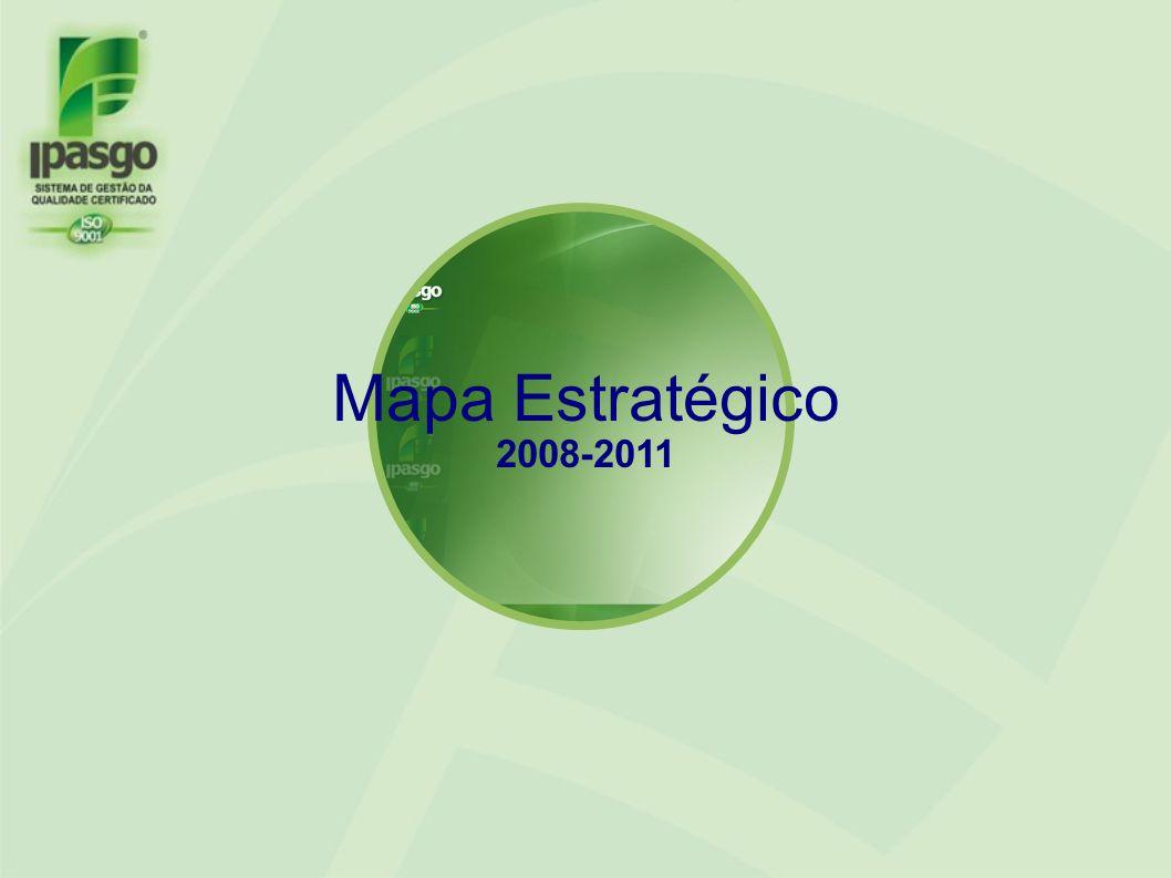 Mapa Estratégico 2008-2011