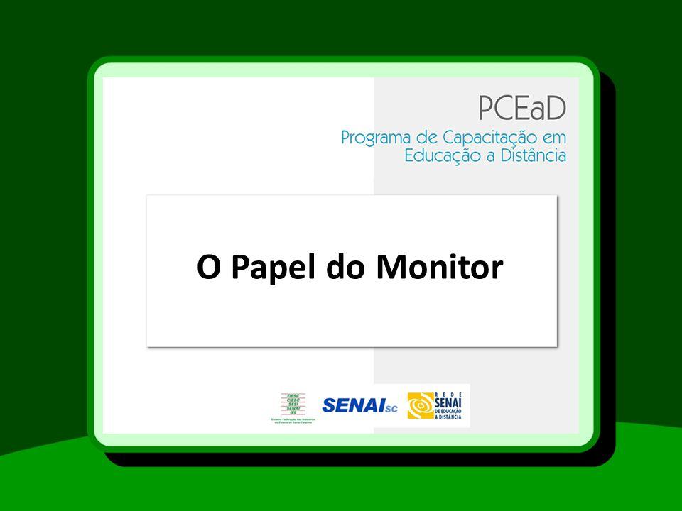 Segundo Garcia Aretio (1994) e Landim (1997), as principais áreas de atuação dos monitores são: Atendimento ao Aluno