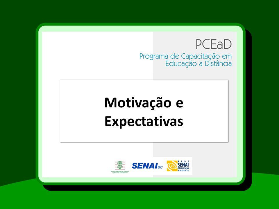 Olá! Nesta aula, você estudará o tema motivação e expectativas. Vamos lá!