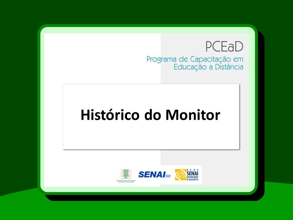 Histórico do Monitor