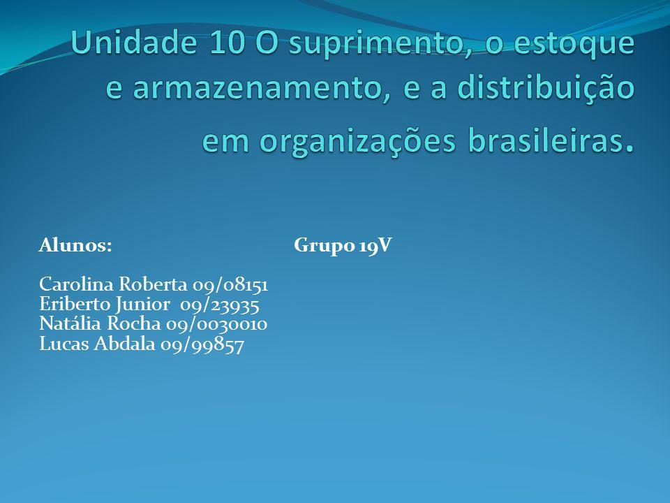 Alunos: Grupo 19V Carolina Roberta 09/08151 Eriberto Junior 09/23935 Natália Rocha 09/0030010 Lucas Abdala 09/99857