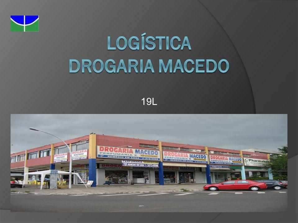 Drogaria Macedo Surgiu em 1961; Produtos e Serviços Farmácia; Perfumaria; UniFAR; Farmacêutico 24hs;