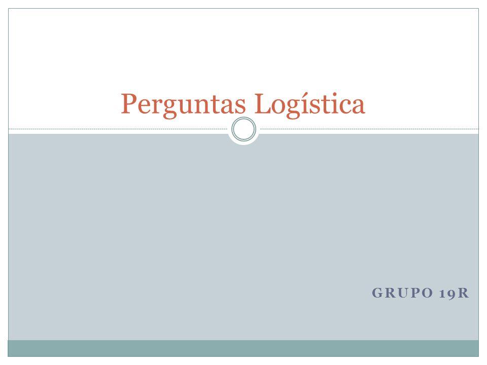 1- O que estuda a Logística Empresarial.2- O que engloba o gerenciamento logístico.