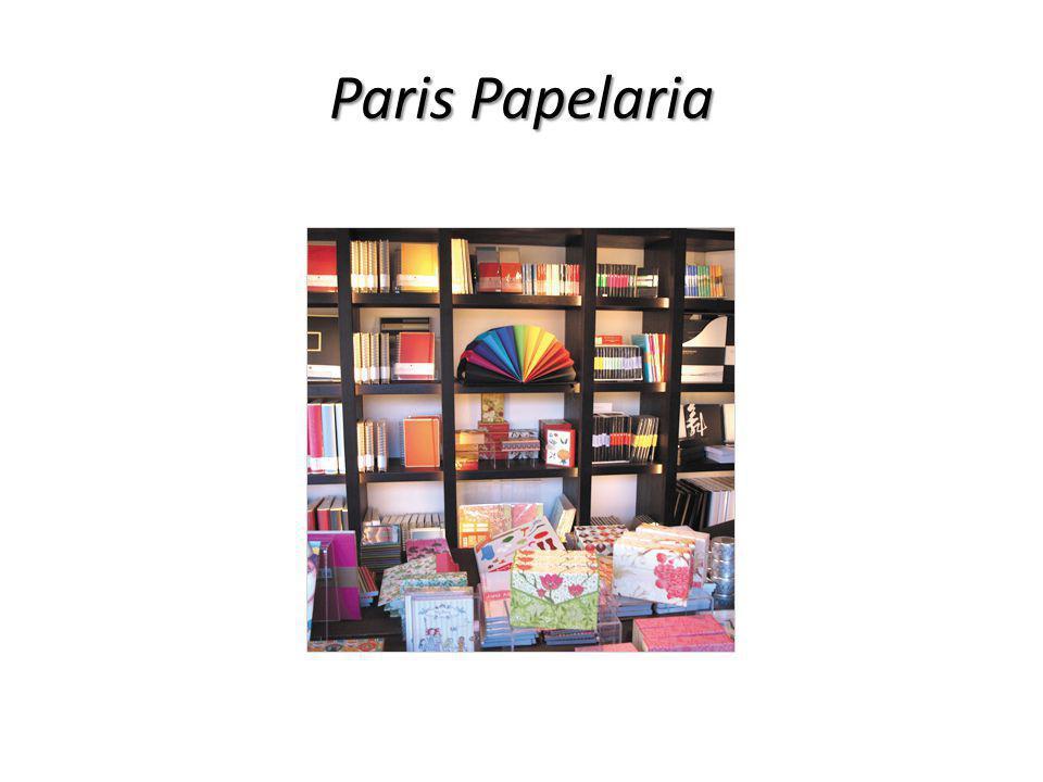 Paris Papelaria