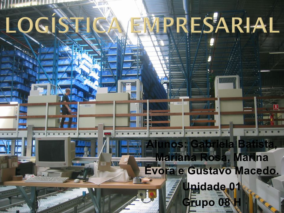 Alunos: Gabriela Batista, Mariana Rosa, Marina Évora e Gustavo Macedo. Unidade 01 Grupo 08 H
