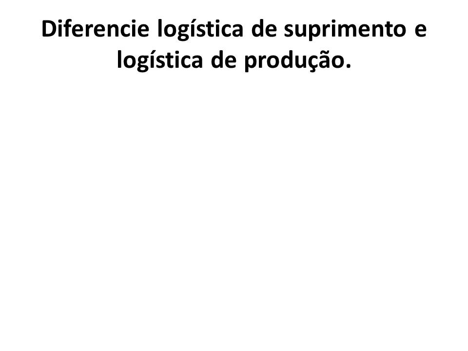 A primeira envolve as relações entre fornecedor e empresa, onde são alinhados os planos estratégicos de ambos que direcionam recursos para reduzir custos e desenvolver produtos.