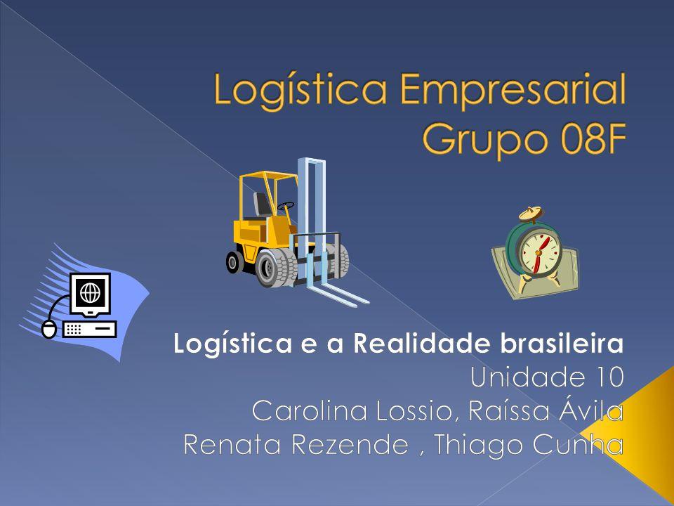 Em meados da década de 90 o Brasil impulsionou seus processos de logística após a explosão do comércio internacional, da estabilização econômica e devido às privatizações da infra-estrutura.