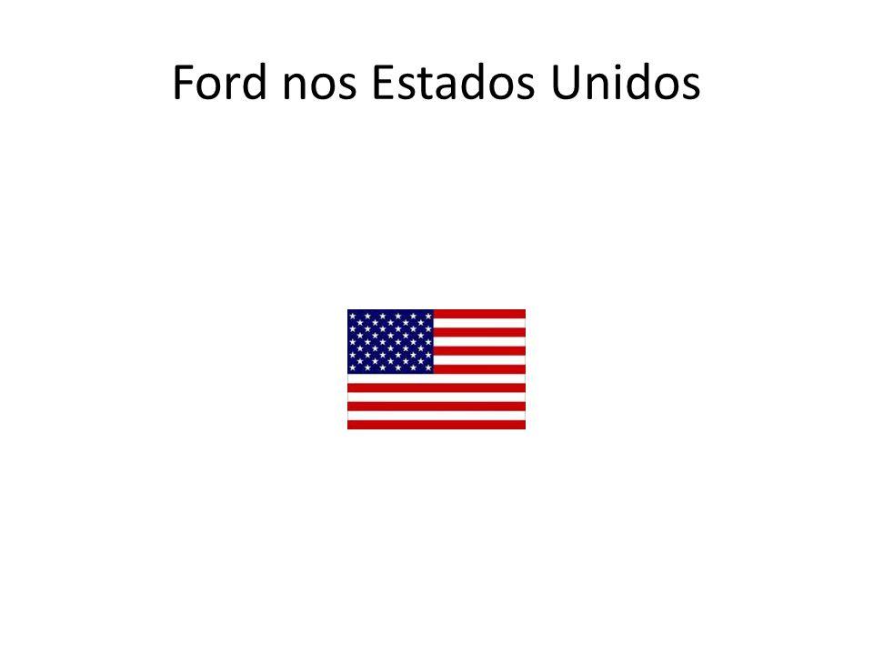Ford nos Estados Unidos