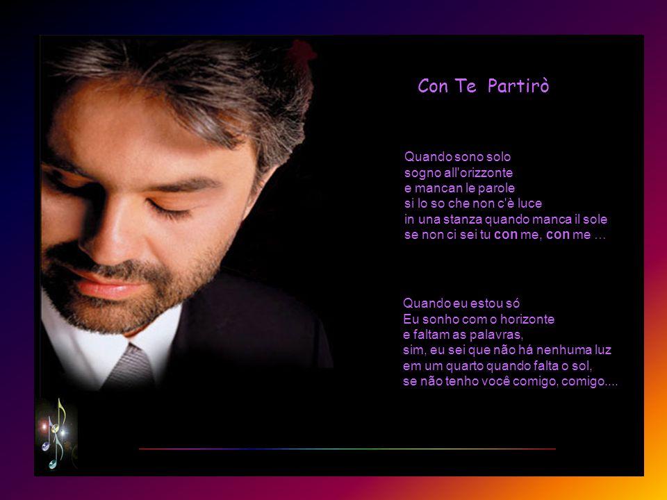 Desde muito cedo que Andrea Bocelli despertou para a música. Com apenas seis anos começou a tocar piano e, influenciado pelos pais, aprendeu ainda fla