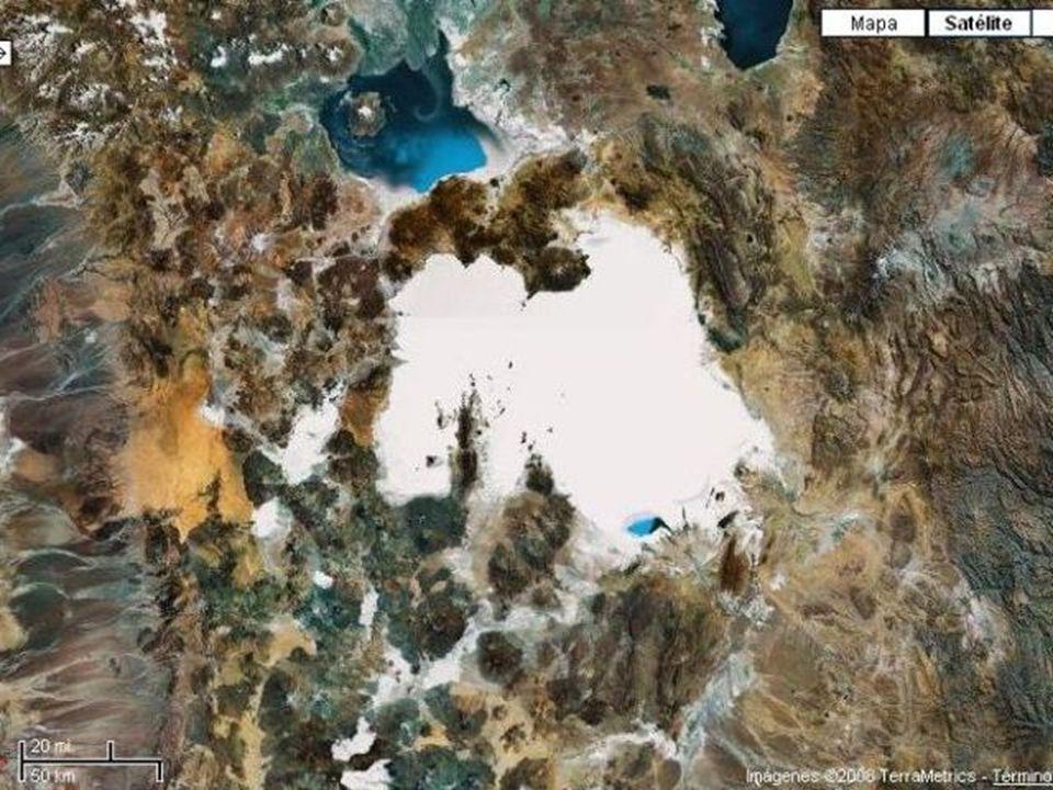 Além disso, este deserto constitui uma das maiores reservas de lítio e conta com importantes quantidades de potássio, boro e magnésio.