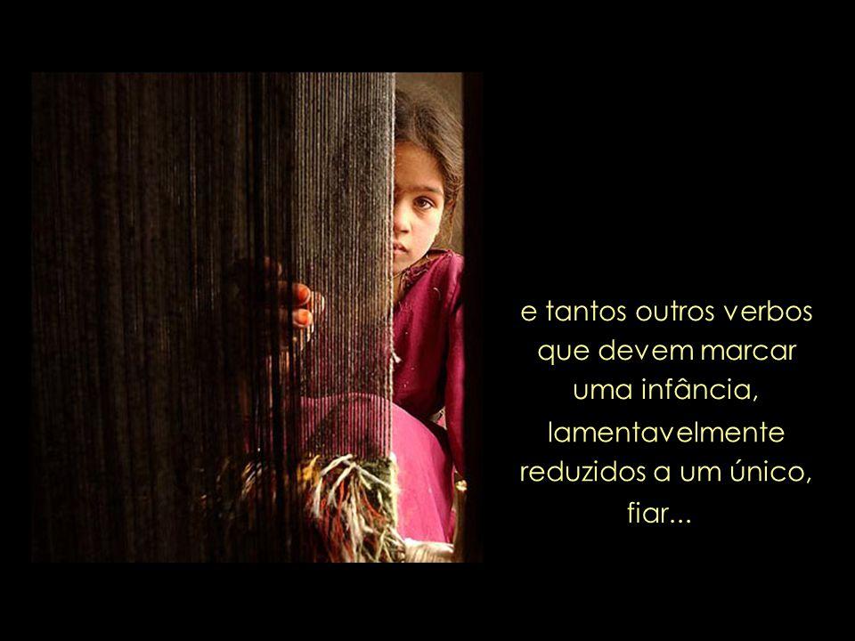 Sentir-se cuidada, amada e protegida, aprender, descobrir, estudar, brincar, sorrir, sonhar...