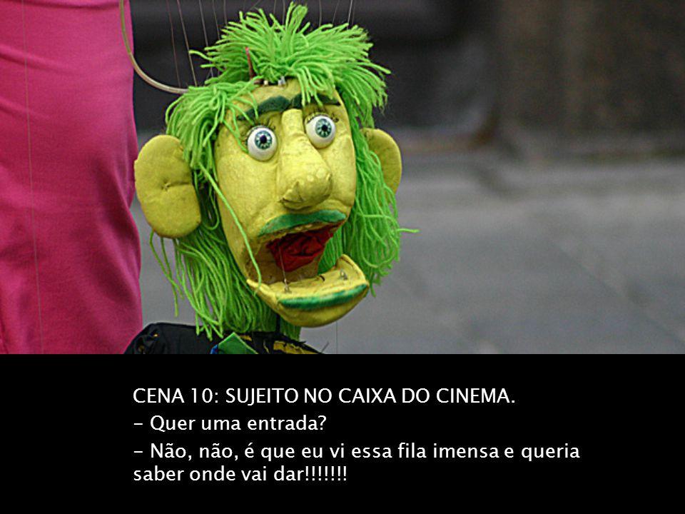CENA 9:EDIFÍCIO PEGANDO FOGO FUNCIONÁRIO SAINDO CORRENDO. - - - É incêndio??? - Não, é uma pegadinha do Faustão!!!!