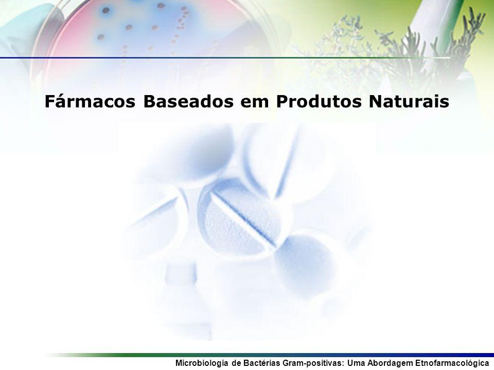 Microbiologia de Bactérias Gram-positivas: Uma Abordagem Etnofarmacológica Fármacos Baseados em Produtos Naturais