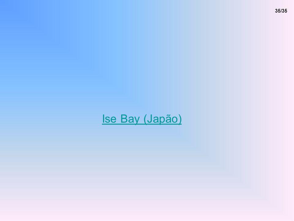 Ise Bay (Japão) 35/35