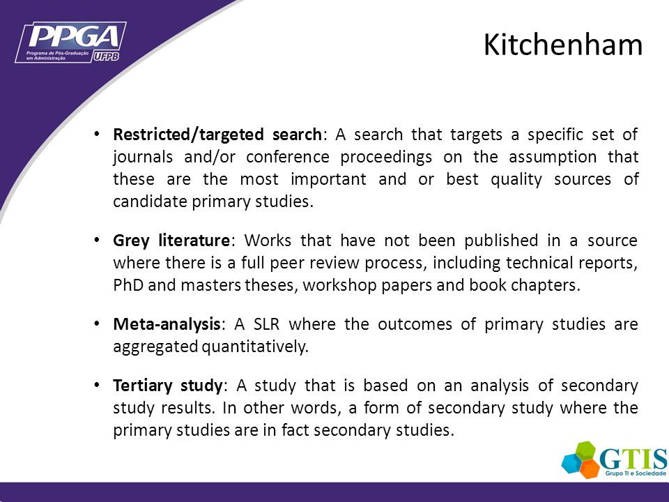 Publication bias: The problem that journals and conferences are more likely to accept for publications studies that show a positive effect of some method/procedure than papers that show no effect.