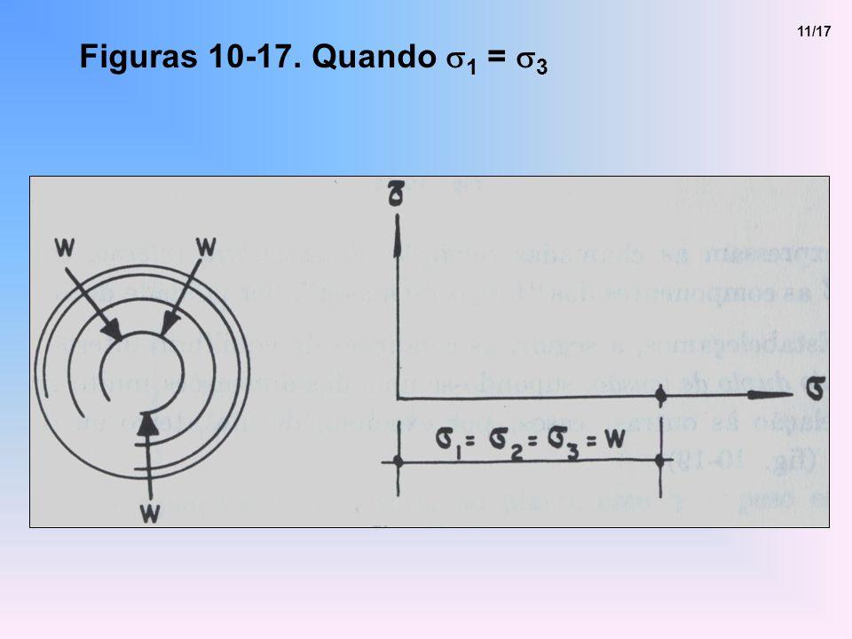 Figuras 10-17. Quando 1 = 3 11/17