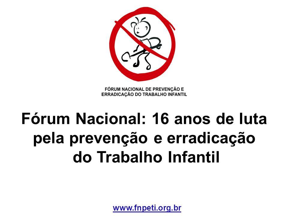 RANKING NACIONAL DO TRABALHO INFANTIL (5 a 17 ANOS) QUADRO COMPARATIVO DOS DADOS DA PNAD (2008 e 2009) UF População Ocupada 5 a 17 anos 2008 Taxa de Ocupação 2008 Posição no Ranking 2008 População Ocupada 5 a 17 anos 2009 Taxa Ocupação 2009 Posição no Ranking 2009 Redução da Taxa (2008-2009) Tocantins54.46415,55154.99515,751-0,20 Piauí114.70615,042123.38615,052-0,01 Rondônia51.09412,75659.08614,933-2,18 Santa Catarina165.00313,084186.27214,464-1,38 Ceará293.78313,583293.66813,4650,12 Bahia471.89212,965486.03013,446-0,48 Goiás154.27811,2413173.23812,657-1,41 Acre21.55610,811723.07811,528-0,71 Mato Grosso92.29412,58780.21211,4391,15 Rio Grande do Norte85.80111,341282.19511,26100,08 Maranhão220.43511,929198.81311,17110,75 Paraná269.11511,2114260.74411,02120,19 Minas Gerais494.66311,1815477.62010,95130,23 Rio Grande do Sul268.40211,948236.90510,57141,37 Alagoas100.93011,671088.9409,95151,72 Pará240.18011,4211192.3029,30162,12 Mato Grosso do Sul58.85110,512051.4869,08171,43 Sergipe53.98210,781844.1979,04181,74 Espírito Santo72.4669,522168.4808,95190,57 Pernambuco232.97610,6319201.8898,09202,54 Paraíba101.71211,051669.2697,40213,65 Amazonas68.0336,732468.4797,0222-0,29 São Paulo608.3977,3423567.2016,91230,43 Roraima9.2597,69227.4665,85241,84 Rio de Janeiro117.9853,9426127.1374,1425-0,20 Amapá6.4303,63277.3473,9726-0,34 Distrito Federal23.6144,162519.9663,56270,60 Brasil4.452.30110,20 4.250.4019,79 0,41 Fonte: MPT/CE (PRT 7ª REGIÃO).