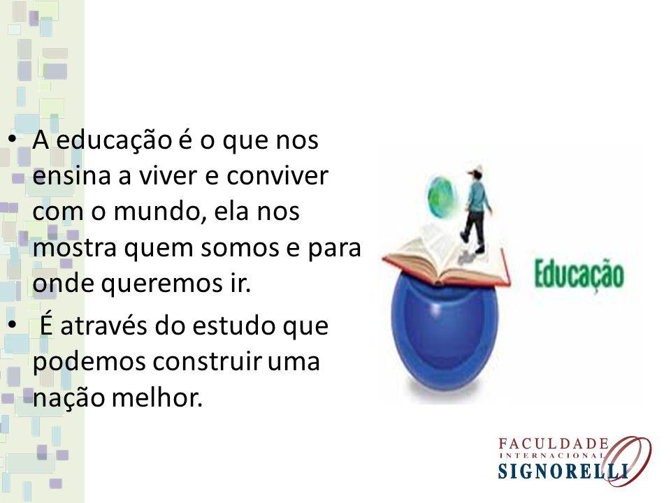 Mas o aluno deve encontrar dentro do texto a idéia principal.