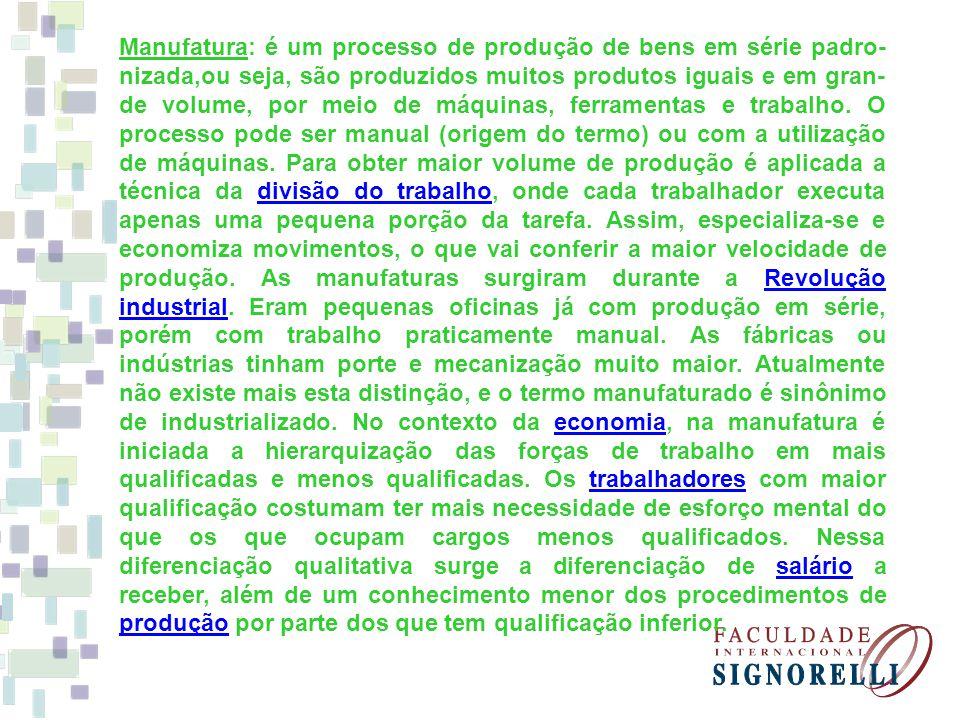 A Grande Indústria- a submissão do trabalhador ao processo produtivo se amplia não só diante da organização do trabalho, Mas também, da base técnica.