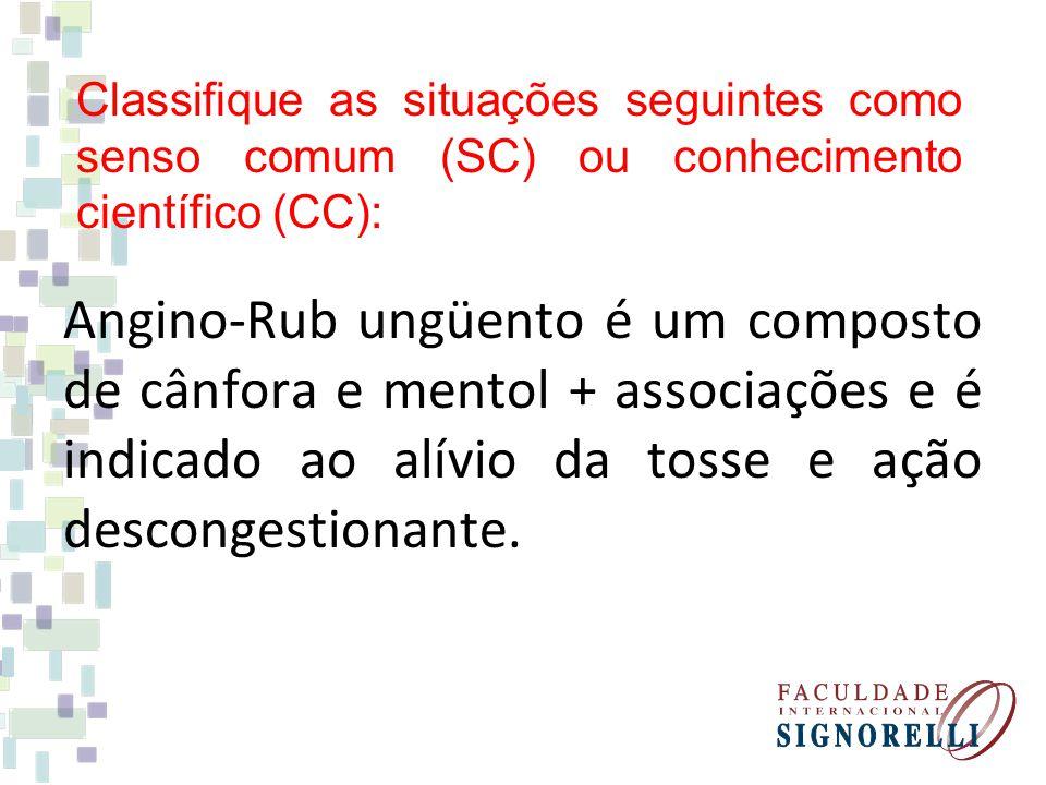 Angino-Rub ungüento é um composto de cânfora e mentol + associações e é indicado ao alívio da tosse e ação descongestionante.