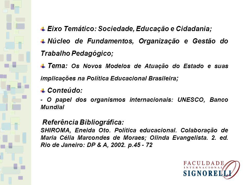 O que é a UNESCO.