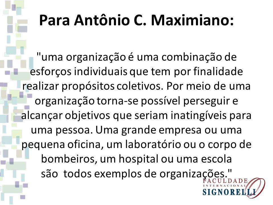 Para Antônio C.
