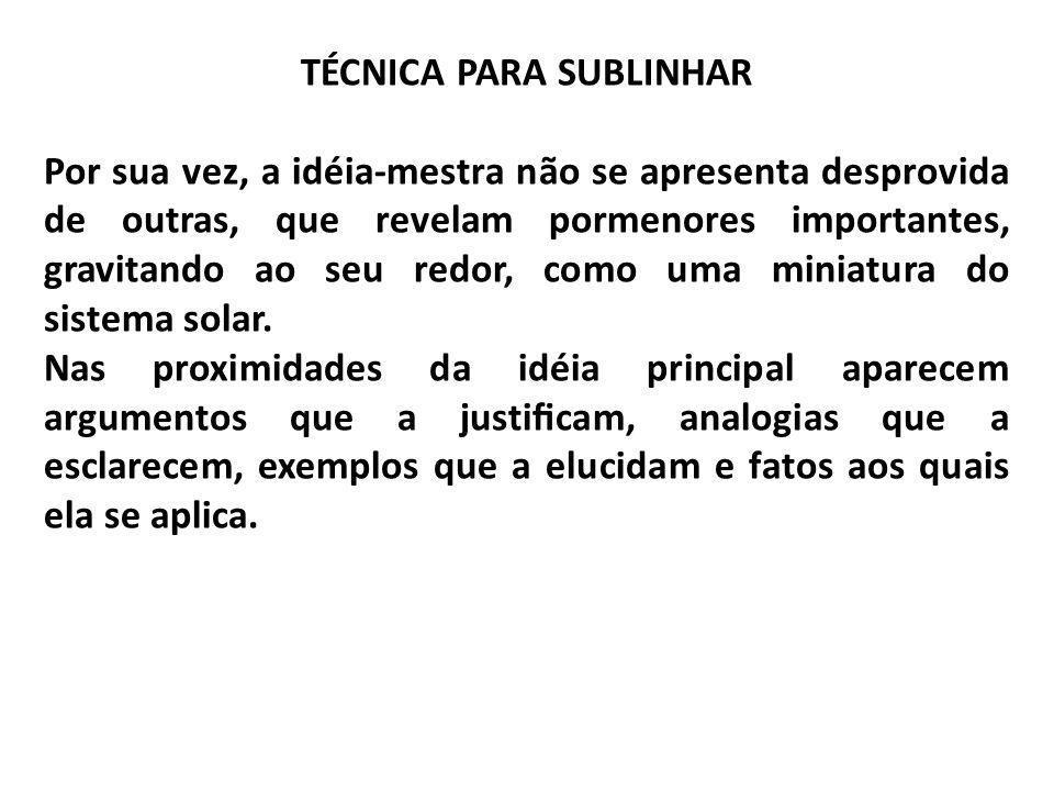 TÉCNICA PARA ESQUEMATIZAR Modelos de Esquema