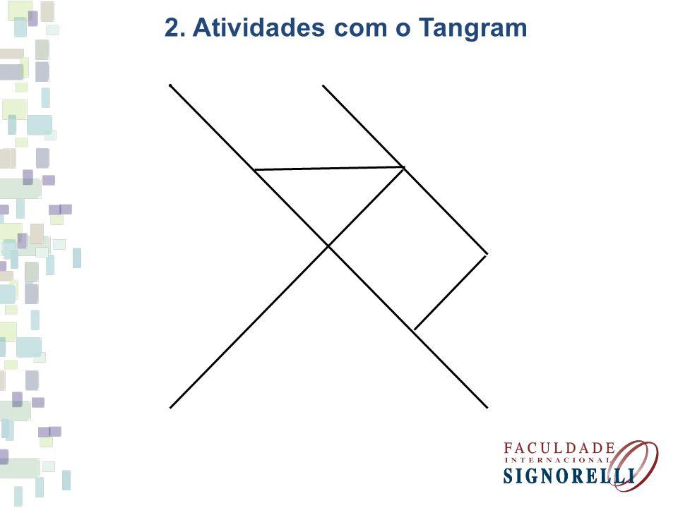 2. Atividades com o Tangram