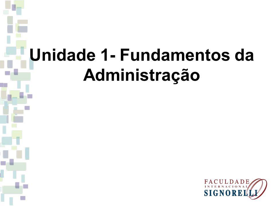 3.3- Importância Social da Administração As organizações assumiram importância sem precedentes da sociedade e na vida das pessoas.
