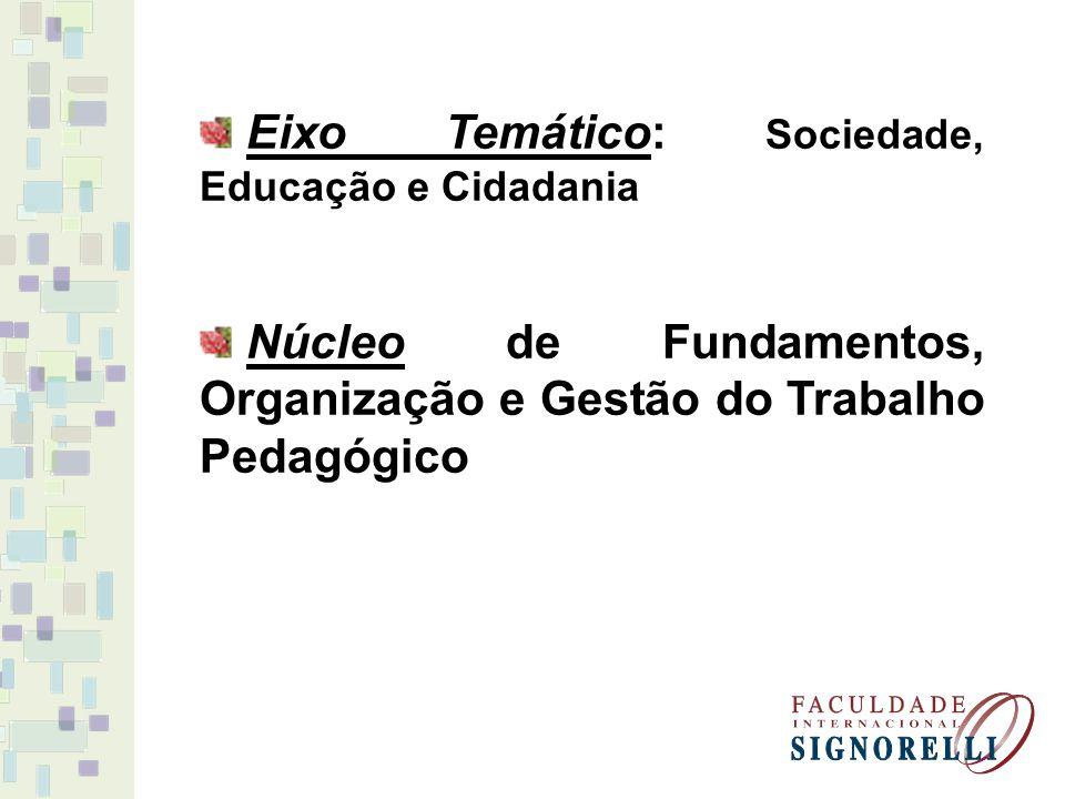 Tema: A Educação e sua dimensão sócioantropológica.