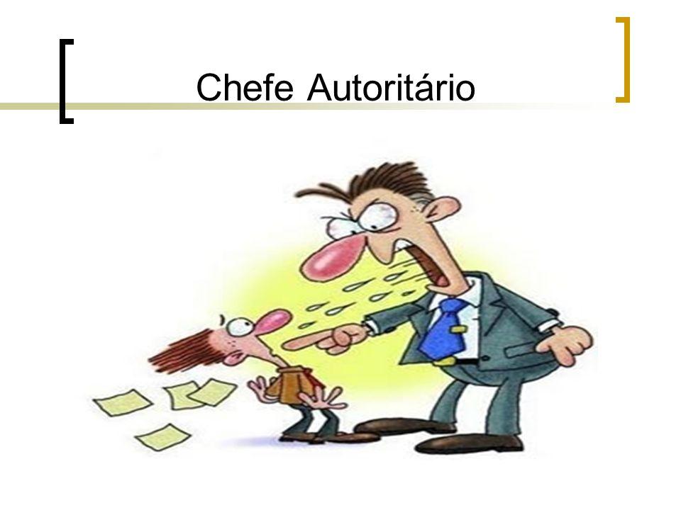 Chefe Autoritário